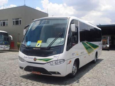 Fretamento de ônibus No ABC