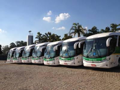 Fretamento de ônibus Aparecida Do Norte