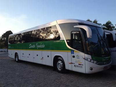 Fretamento de ônibus Caldas Novas