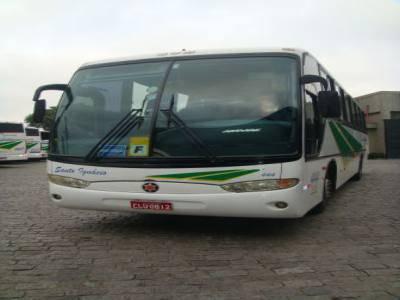 Fretamento de ônibus Embu Guaçu