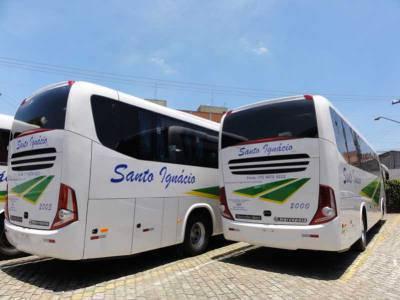 Página Fretamento de ônibus Com Motorista
