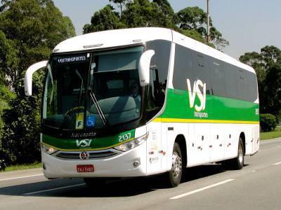 Fretamento de ônibus Santos