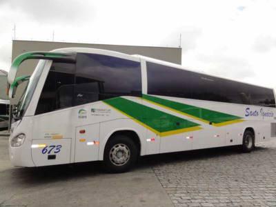 Fretamento de ônibus Sapucaí Mirim