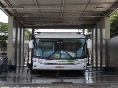 Fretamento de ônibus Vinhedo