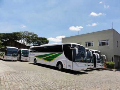 Frota de Micro-ônibus
